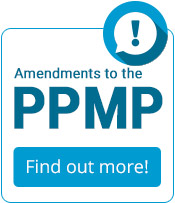 Amendments to the PPMP - Find out more!