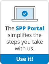 Our new SPP Portal makes your life easier. Check it out!